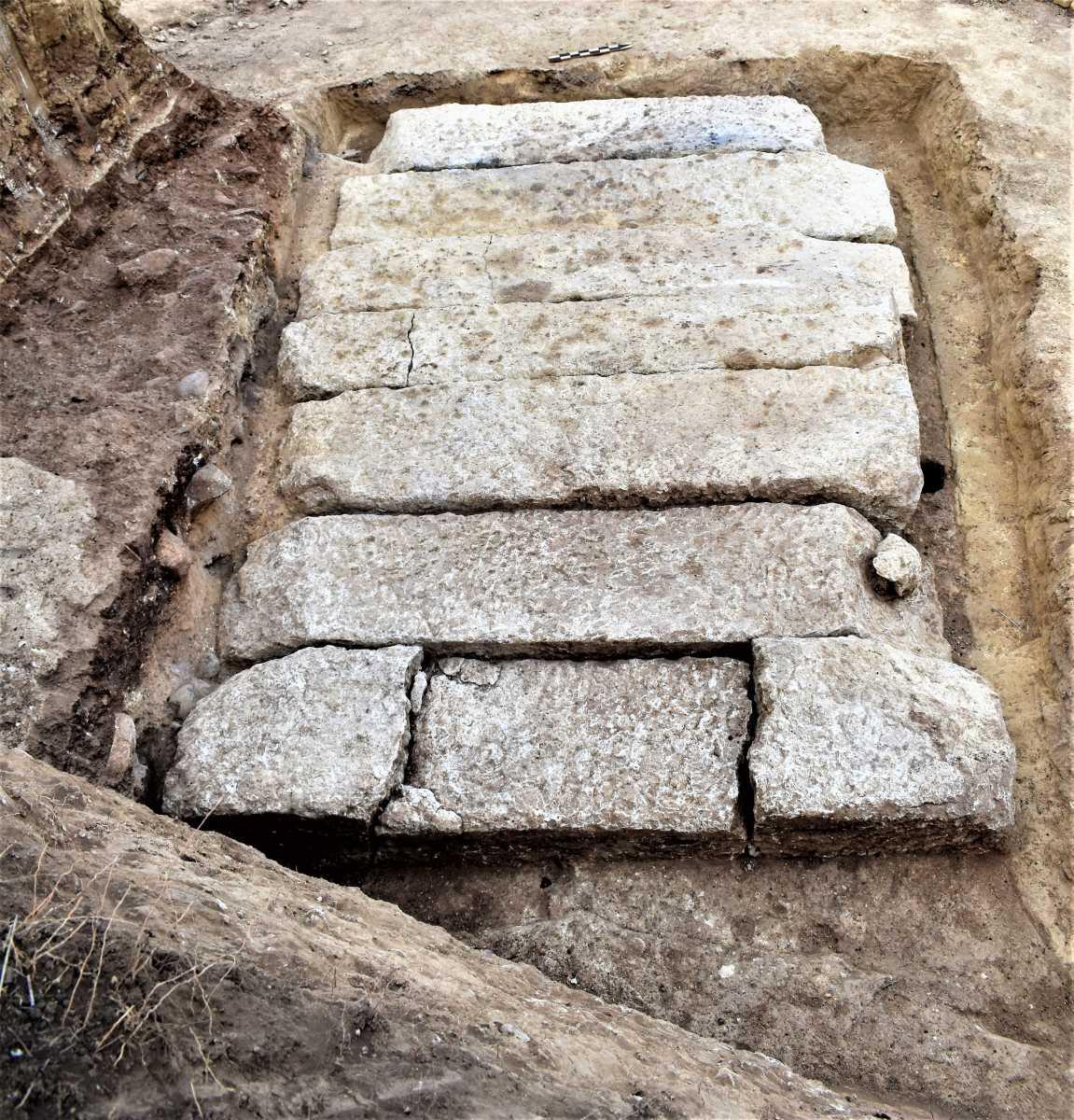 Σπουδαία αρχαιολογική ανακάλυψη στο Κιλκίς – Βρέθηκε τάφος αριστοκράτη του 4ου π.Χ. αιώνα