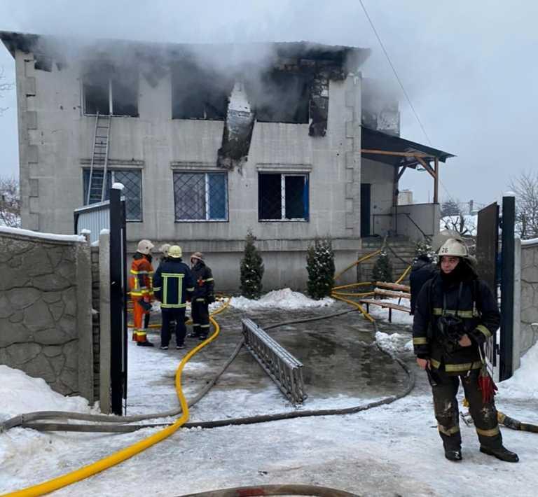 Τραγωδία στην Ουκρανία – 15 νεκροί από φωτιά σε γηροκομείο