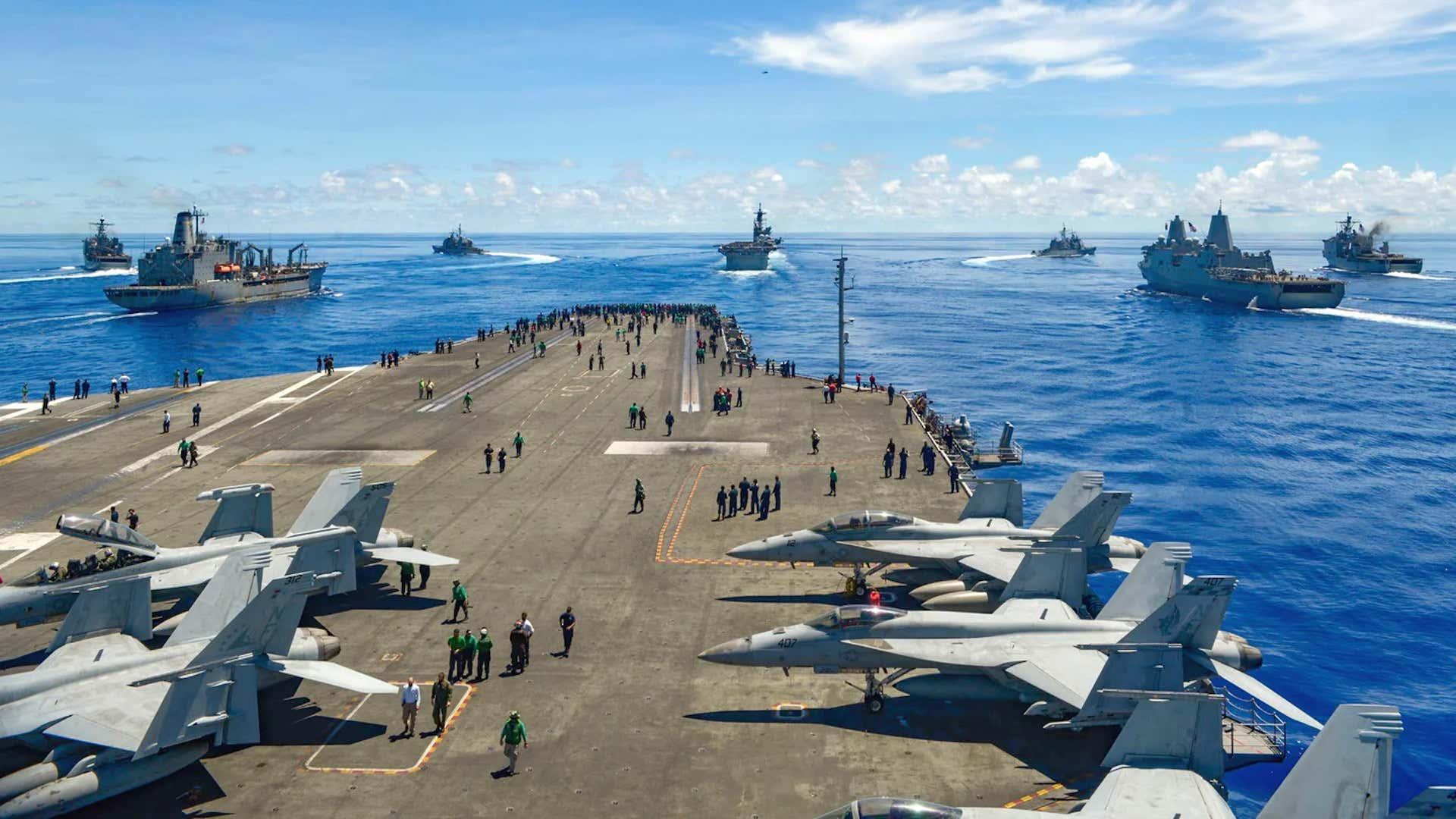 Αντιδράσεις προκάλεσε Αξιωματικός των ΗΠΑ: Μακάρι η Κίνα να αναπτύσσει βαλλιστικούς πυραύλους [pics,vid]