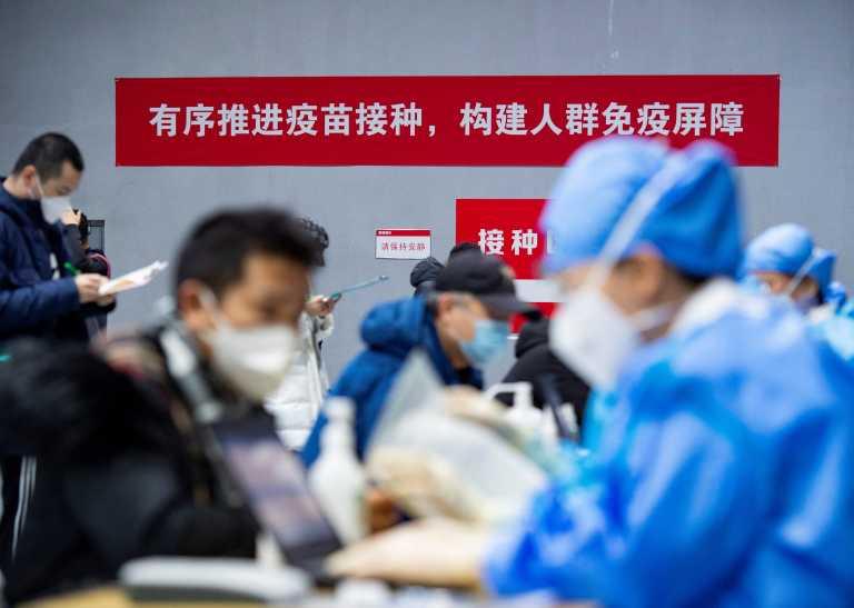 Κίνα: 130 κρούσματα κορονοϊού το τελευταίο 24ωρο