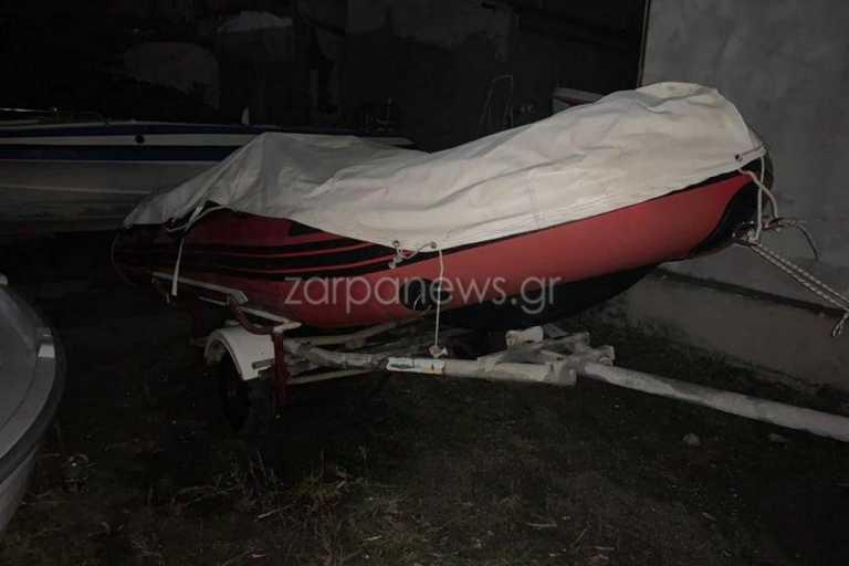 Αυτό είναι το σκάφος του Σήφη Βαλυράκη – Οι εικόνες από το σημείο που βρέθηκε νεκρός (video)