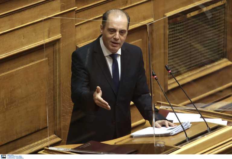 Βελόπουλος: Η κυβέρνηση απέτυχε στην διαχείριση της πανδημίας