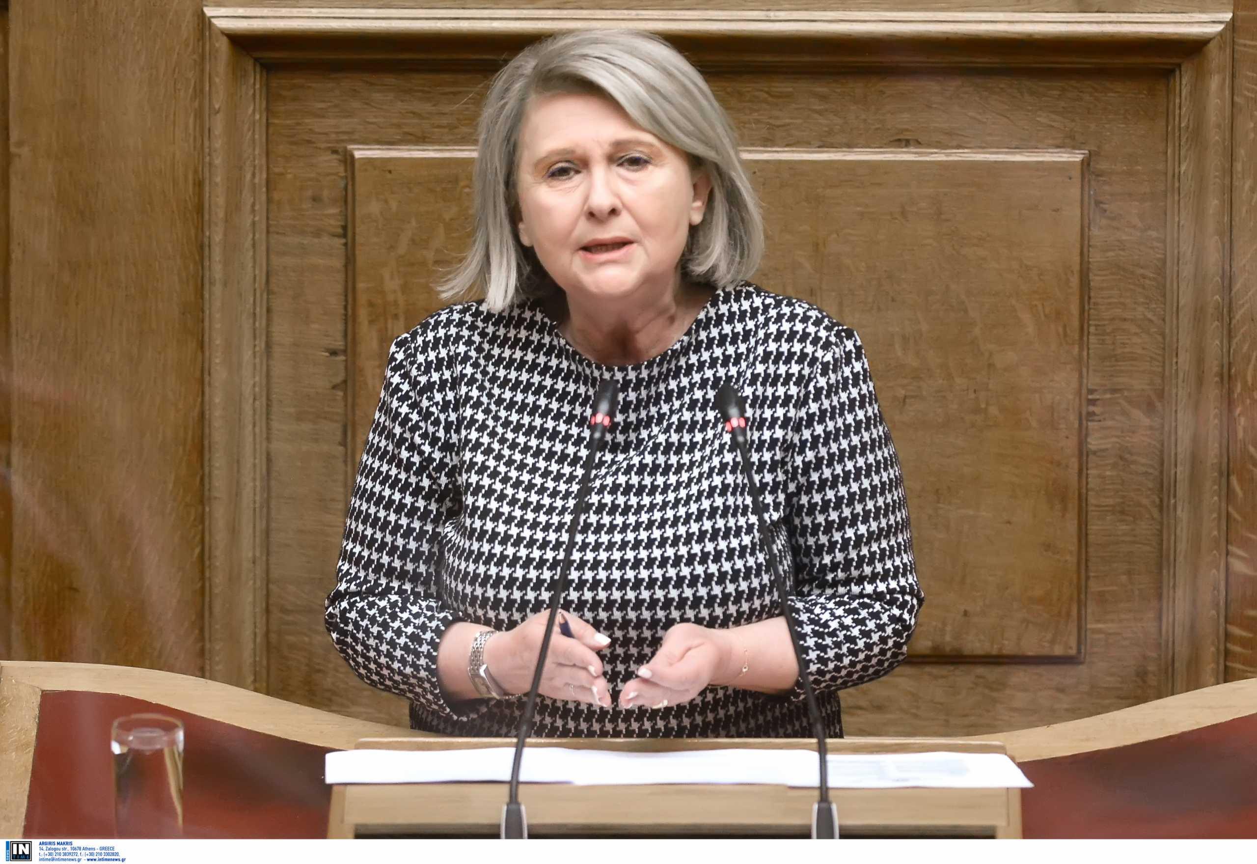 Σοφία Βούλτεψη: Η νέα υφυπουργός στο υπουργείο Μετανάστευσης