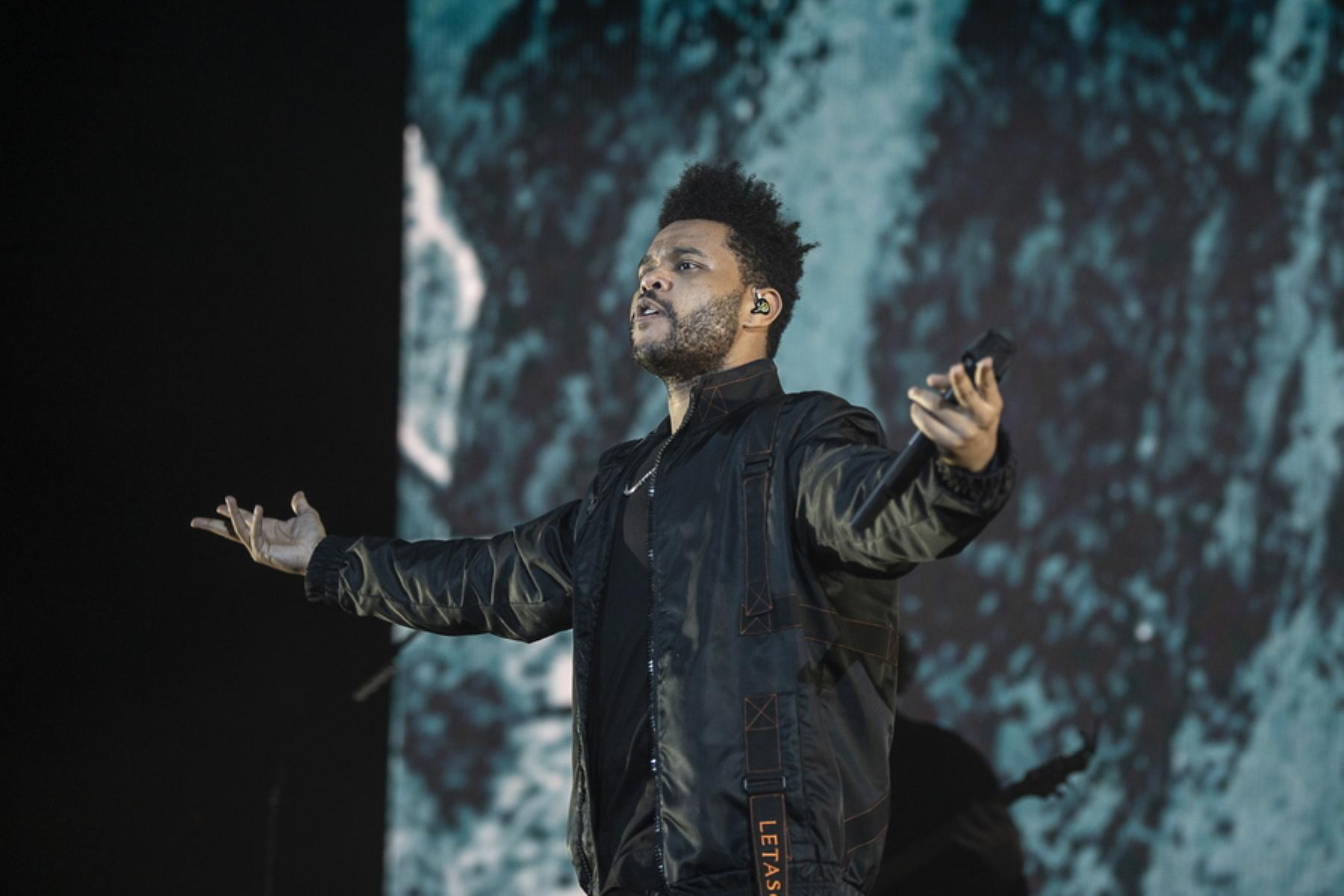 Ο κορονοϊός πηγή έμπνευσης για τον Weeknd