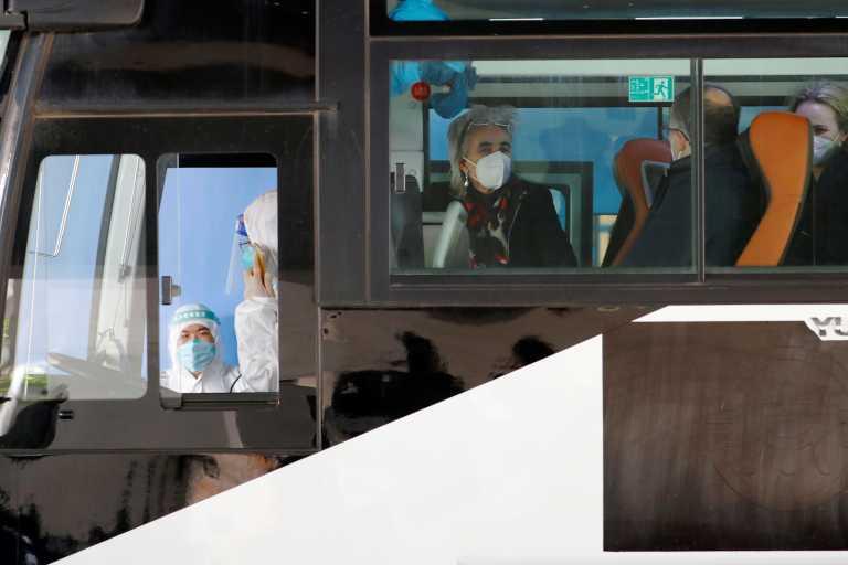 Ο ΠΟΥ ξεκίνησε τις έρευνες στην Γουχάν για την προέλευση του κορονοϊού