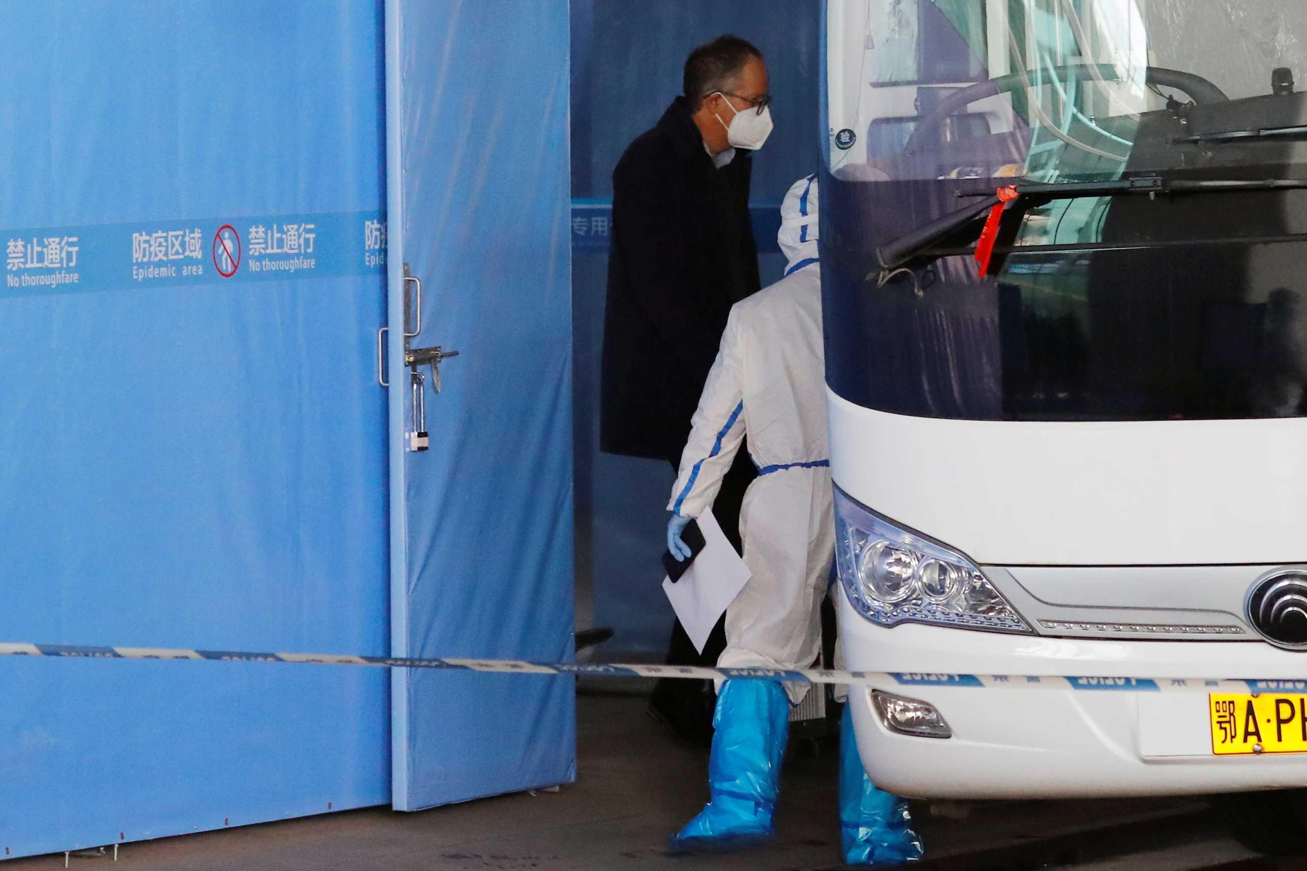 Κορονοϊός: Τελικά… την άλλη εβδομάδα η έκθεση του ΠΟΥ για την προέλευσή του