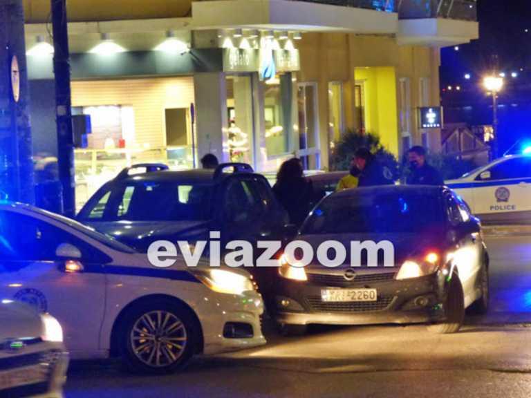 Χαλκίδα: Αυτοκίνητο παρέσυρε 52χρονη πάνω σε διάβαση πεζών (pics, video)