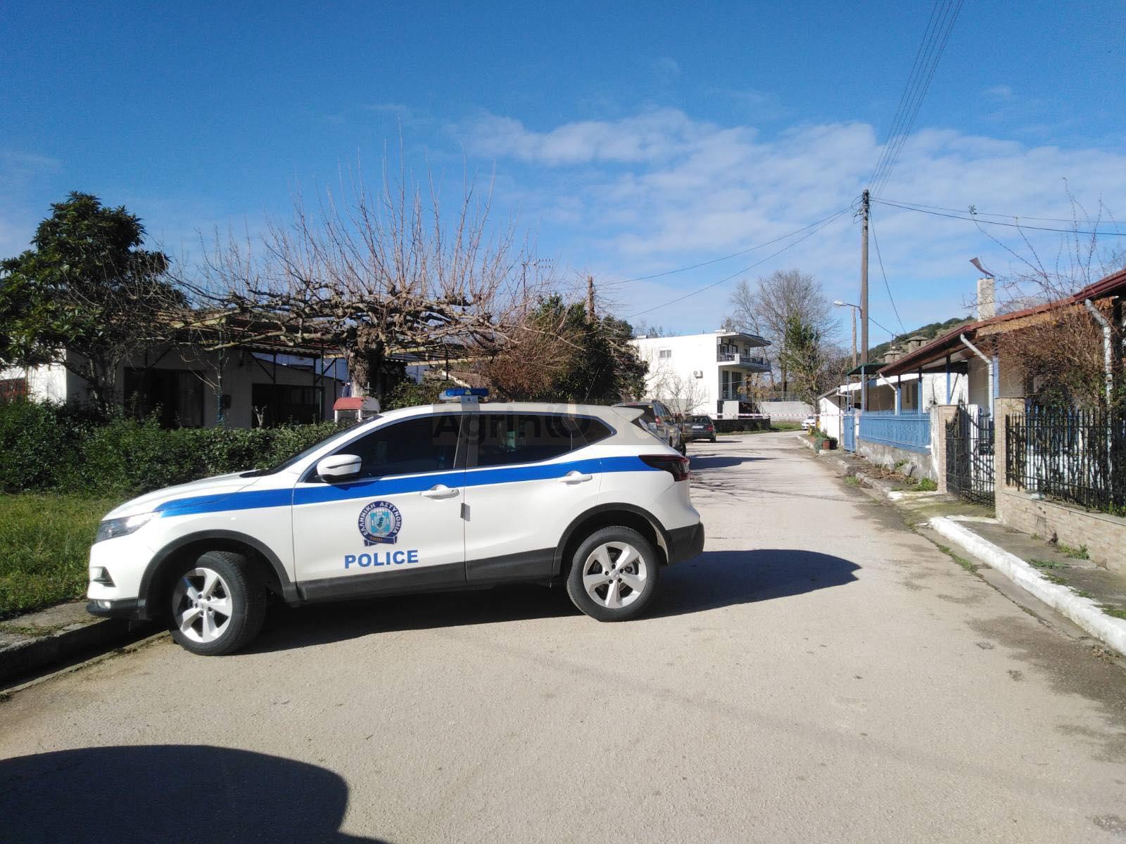 Αιτωλοακαρνανία: Δεμένο με καλώδιο ήταν το ηλικιωμένο ζευγάρι από τους 3 κακοποιούς