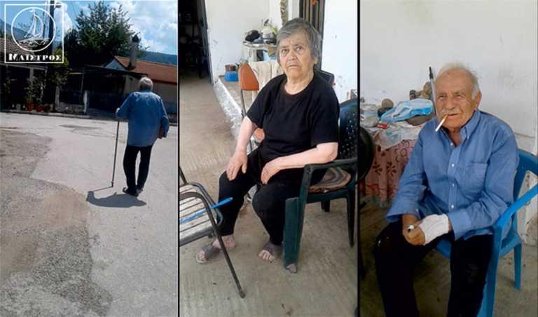 Αιτωλοακαρνανία: Αυτό είναι το ηλικιωμένο ζευγάρι της φονικής ληστείας στο Χαλκιόπουλο