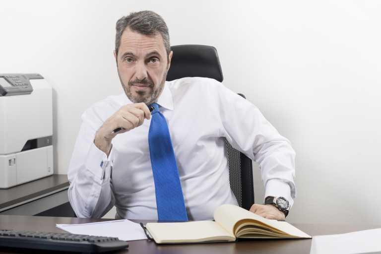 «Νέα αρχή» σε συνεργασία με τους εργαζόμενους είναι το μήνυμα που στέλνει ο νέος διευθύνων σύμβουλος της Ελλάκτωρ Άρης Ξενόφος