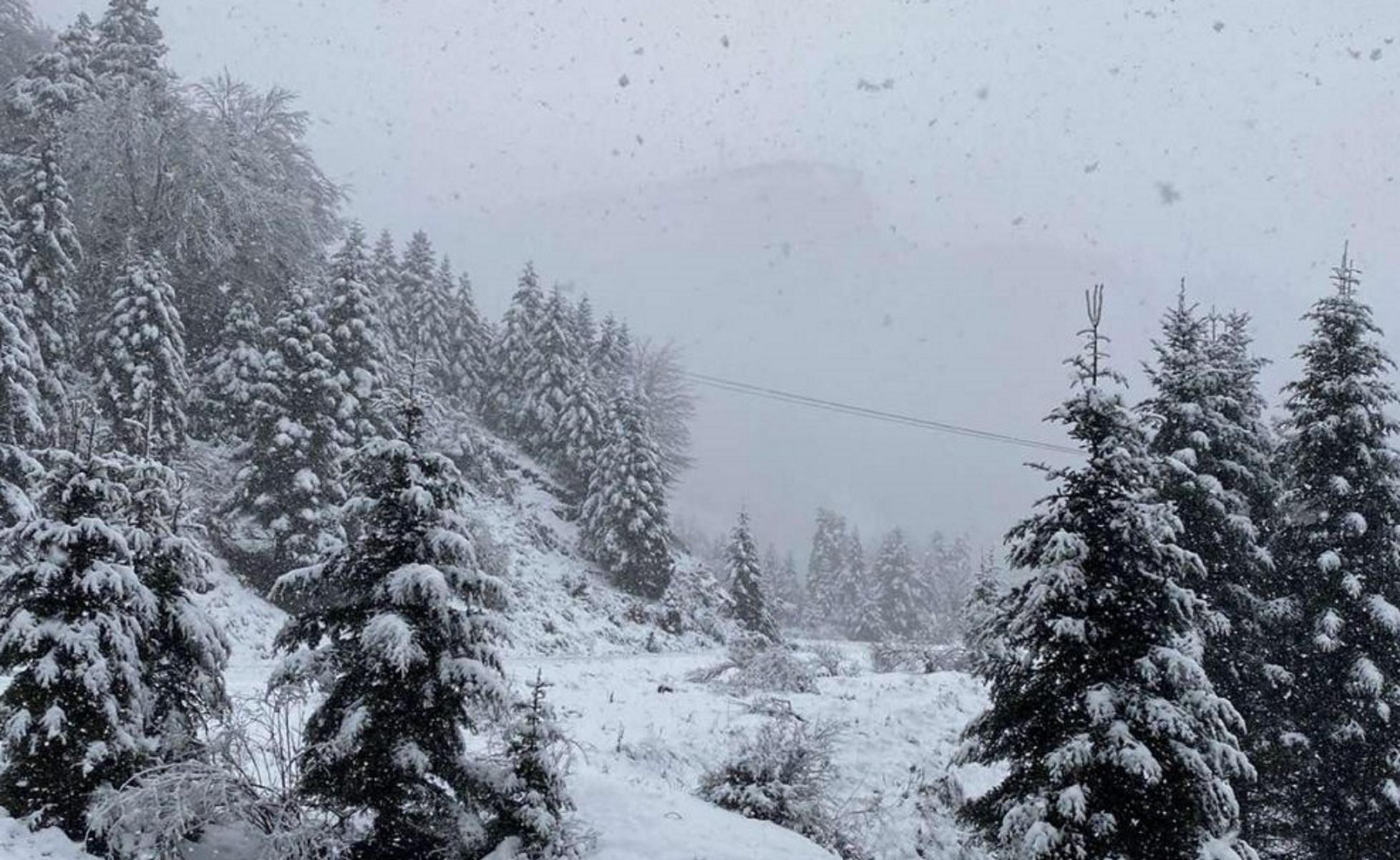 Καιρός: Που θα χιονίσει τις επόμενες ώρες – Που χιονίζει τώρα