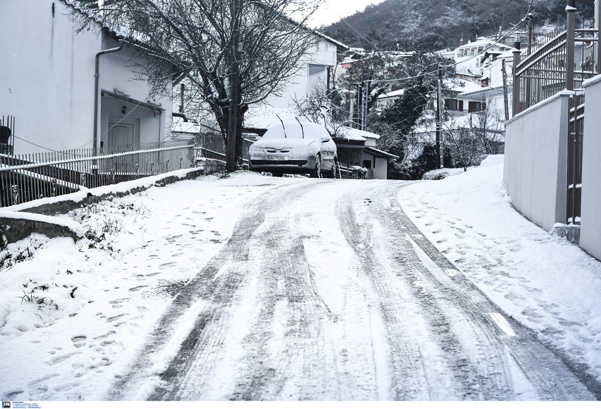 Καιρός σήμερα: Η Μήδεια φέρνει πολικό ψύχος – Πού θα χιονίσει και πού θα βρέξει