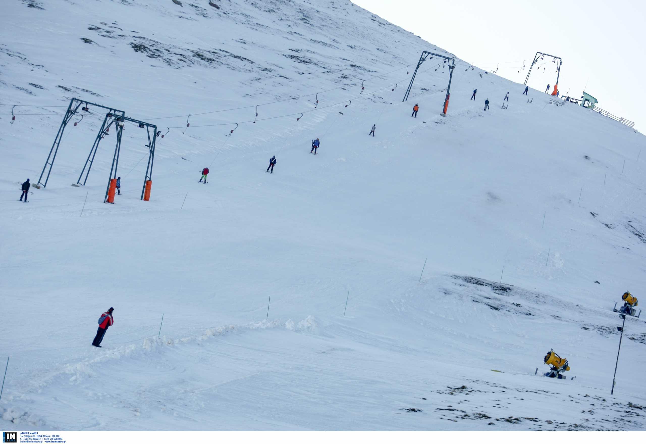 Έρχεται άνοιγμα των χιονοδρομικών και άρση της απαγόρευσης μετακινήσεων από νομό σε νομό