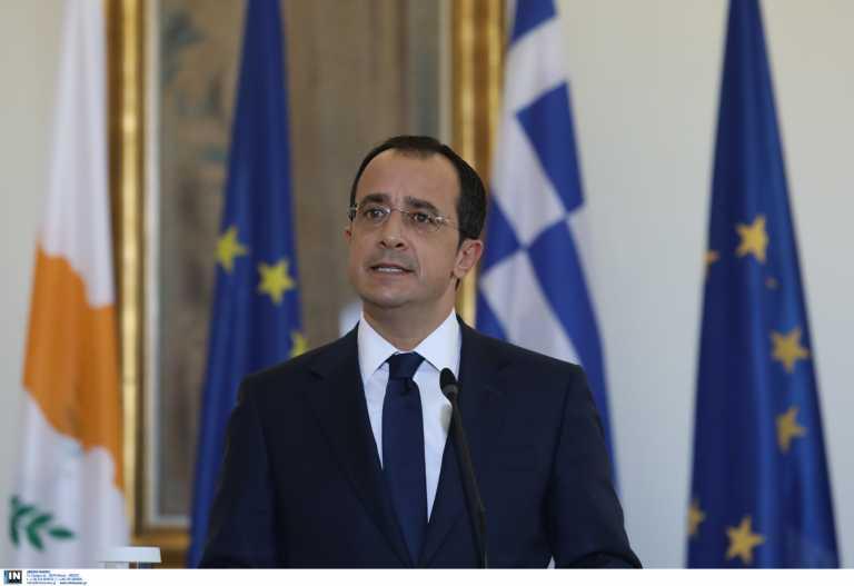 Με Κυπριακό και ανατολική Μεσόγειο στην ατζέντα πάει στις Βρυξέλλες ο Νίκος Χριστοδουλίδης