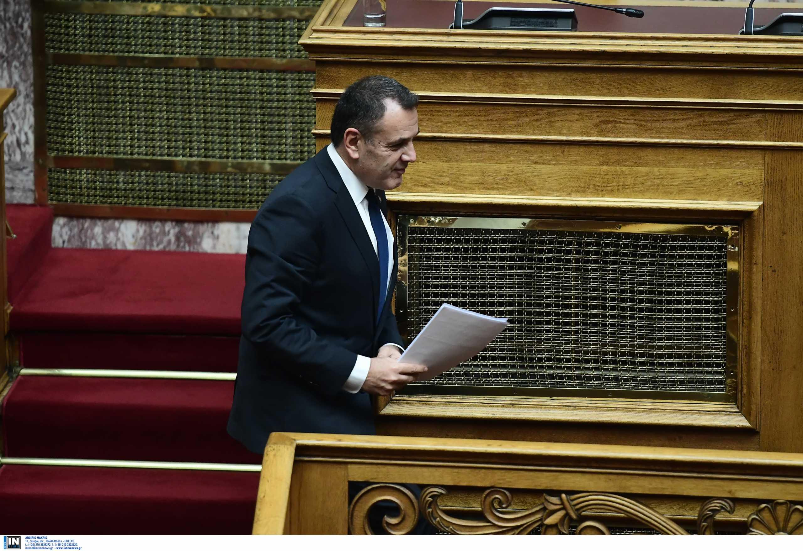 Rafale: Με ευρεία συναίνεση η ψήφιση του νομοσχεδίου επί της αρχής – Ποια κόμματα καταψήφισαν