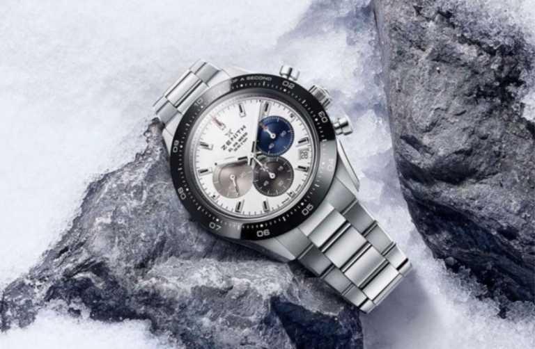 Η Zenith κυκλοφόρησε ένα από τα πιο όμορφα ρολόγια του 2021