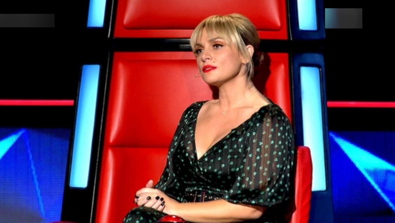 Ελεωνόρα Ζουγανέλη: Αποχωρεί από την επιτροπή του The Voice