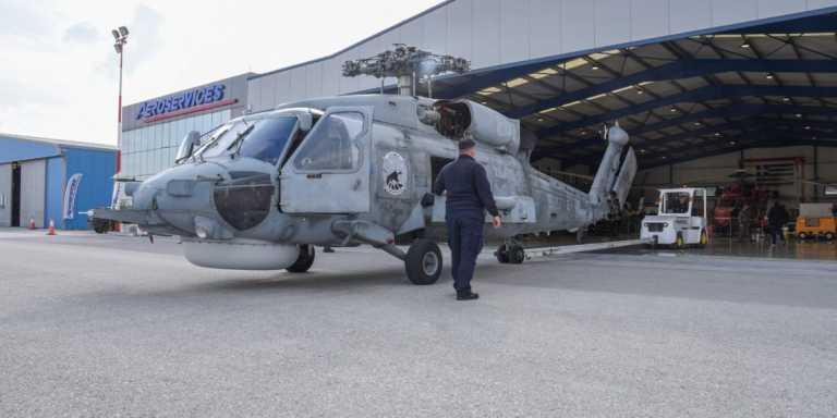 Sikorsky S-70: Υποστήριξη των Ελικοπτέρων του ΠΝ από εγχώριο επισκευαστικό φορέα! [pics]