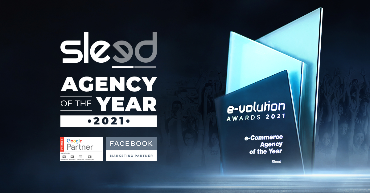 E-volution awards: H SLEED Agency of the Year για το 2021