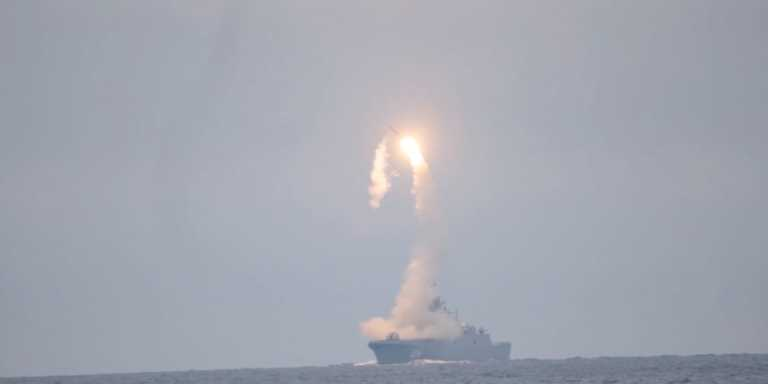 "Oι Ρώσοι εξοπλίζουν με υπερηχητικούς πυραύλους cruise Zircon τις φρεγάτες ""Admiral Gorshkov"""