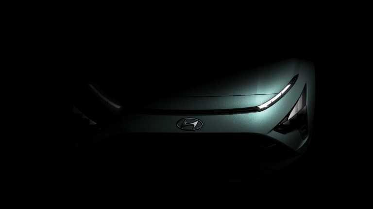Η Hyundai κάνει την έκπληξη με ένα νέο μικρό SUV