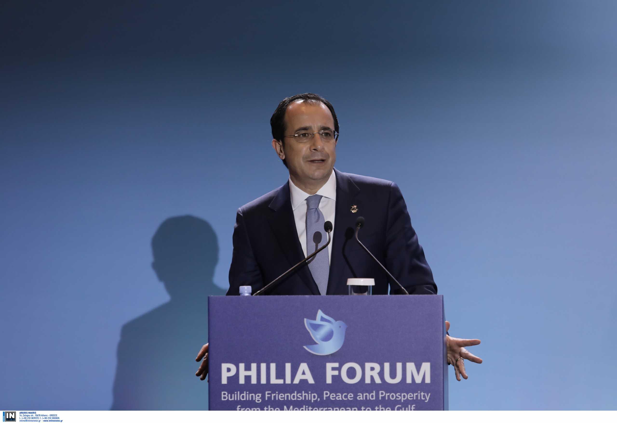 Χριστοδουλίδης: «Μήνυμα» του Κύπριου ΥΠΕΞ για την διαχείριση της αστάθειας και των προβλημάτων