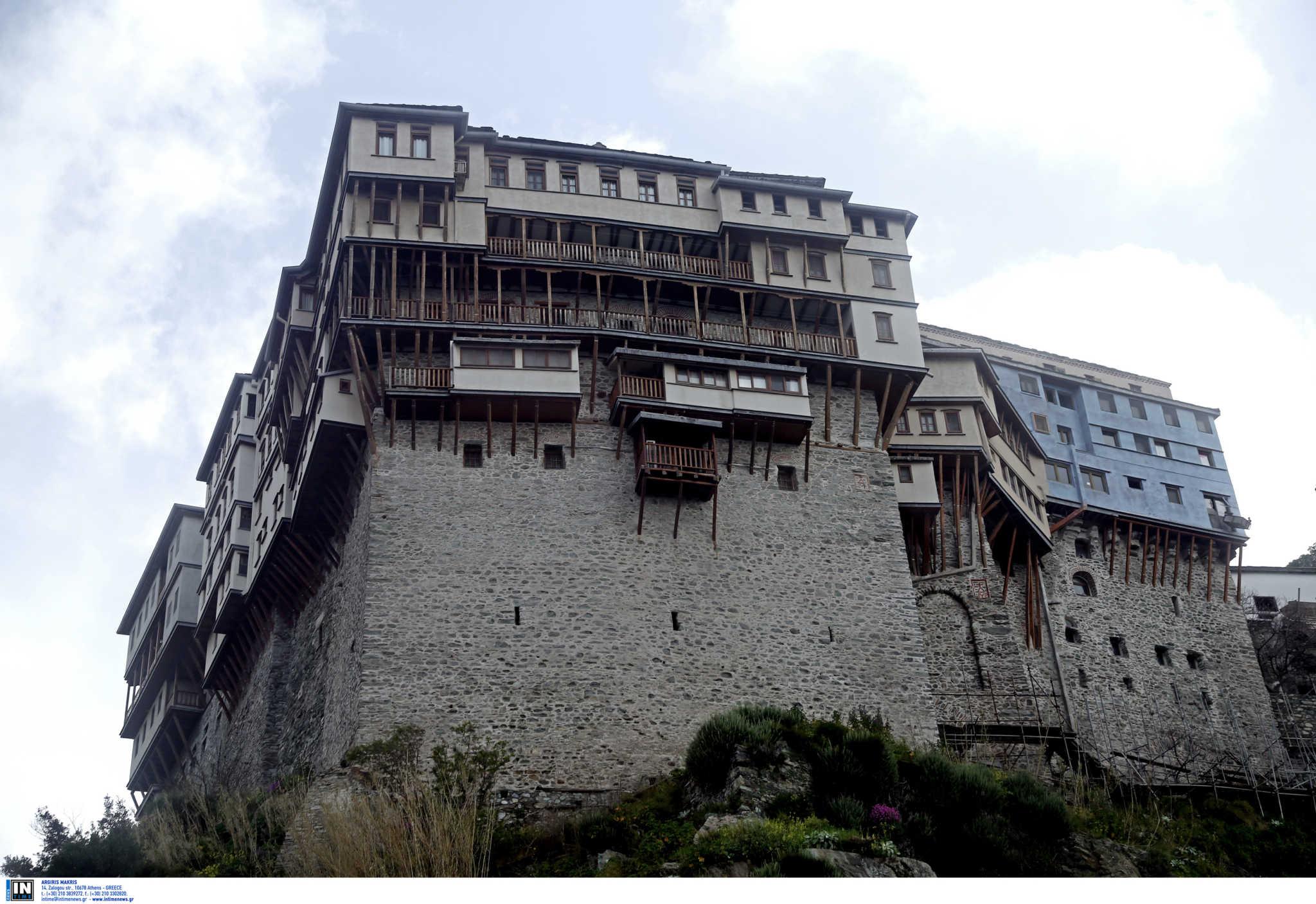 Άγιο Όρος – Κορονοϊός: Παρατείνεται η απαγόρευση επισκέψεων προσκυνητών