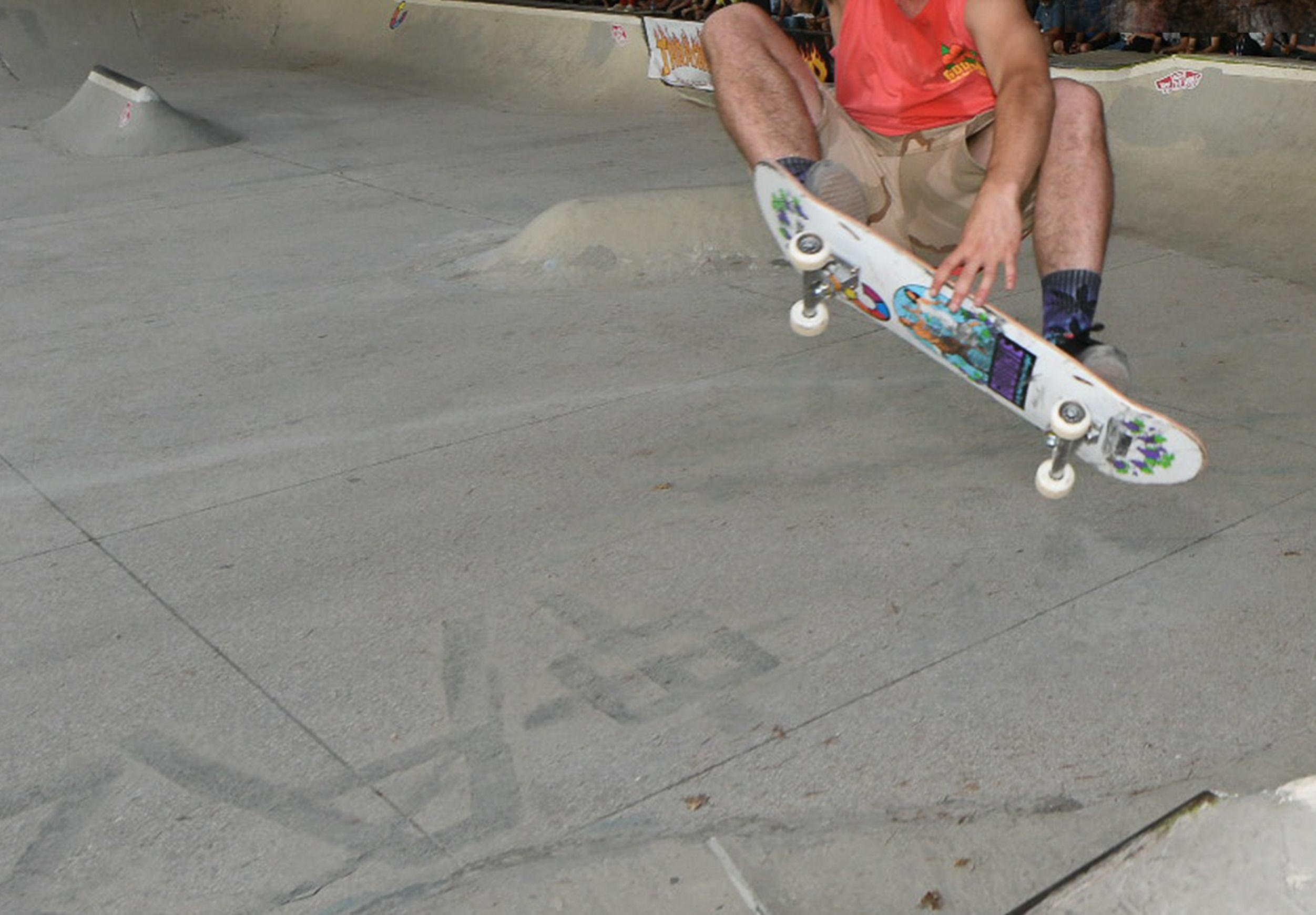 Σύγχρονο υπαίθριο skate park στον Δήμο Πειραιά