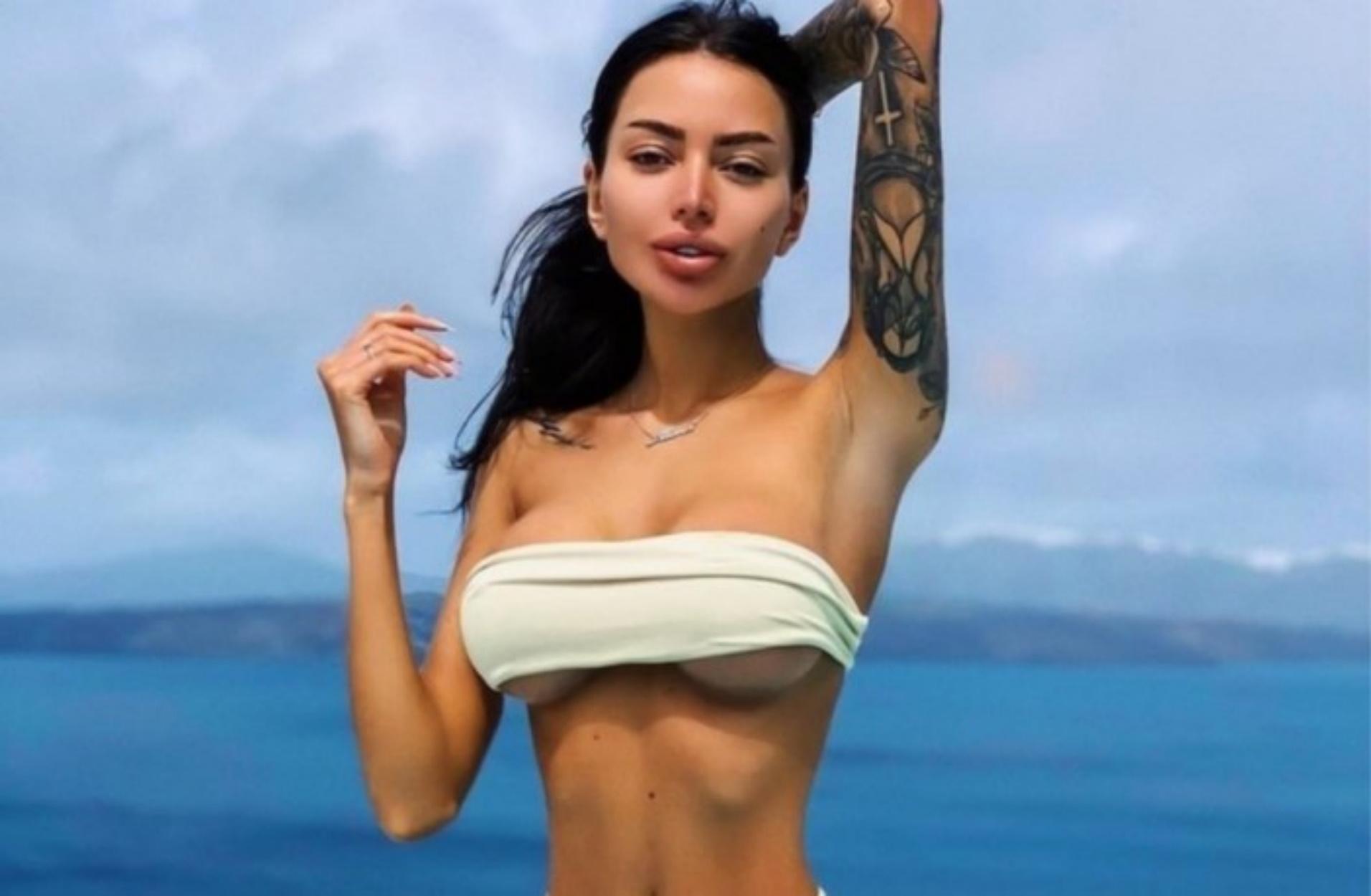 Δείτε γιατί η Alena Omovych είναι το πιο σέξι κορίτσι στην Ουκρανία