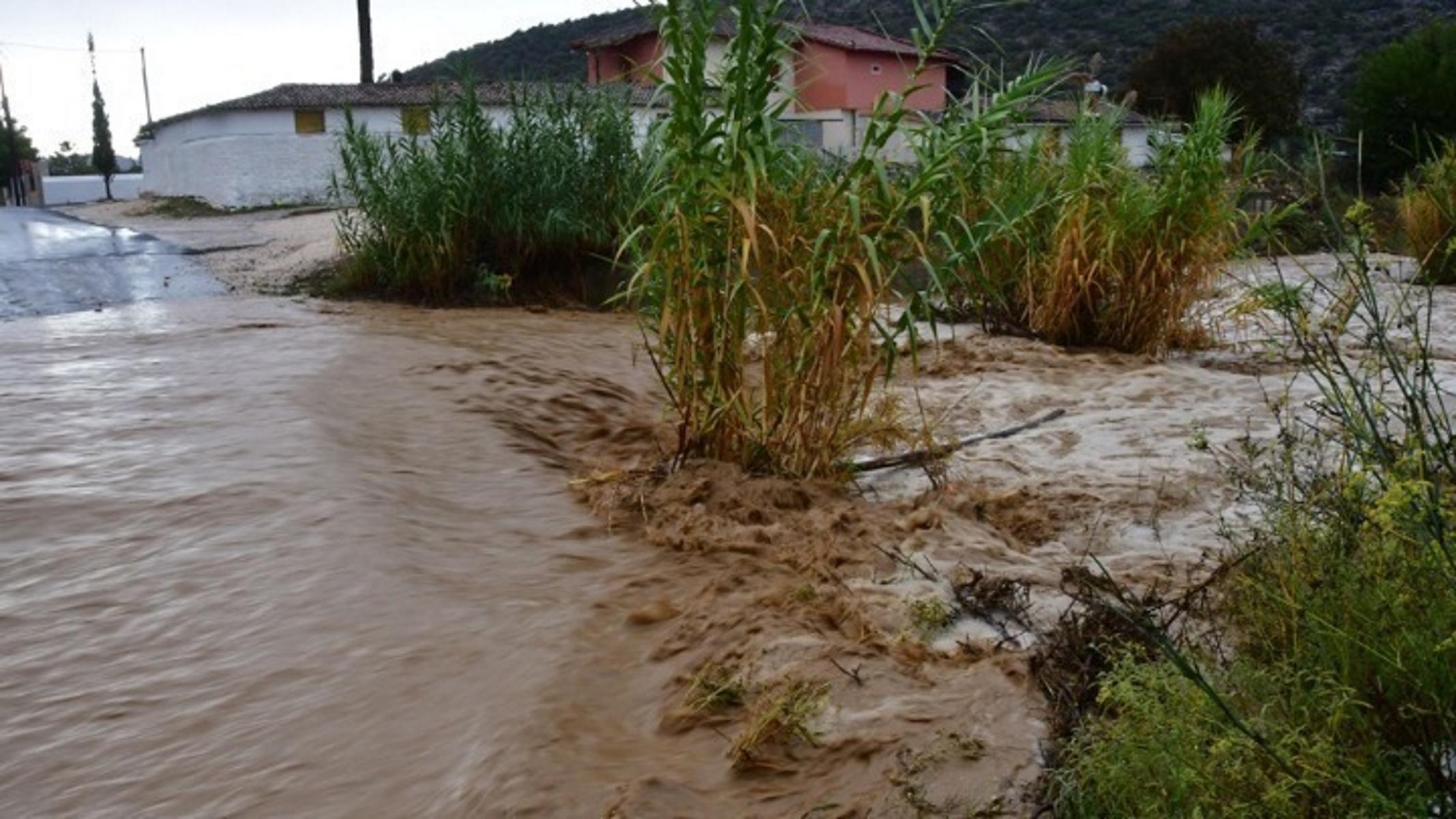 Καιρός – Αλεξανδρούπολη: Επείγουσα ειδοποίηση για άνοδο της στάθμης των νερών