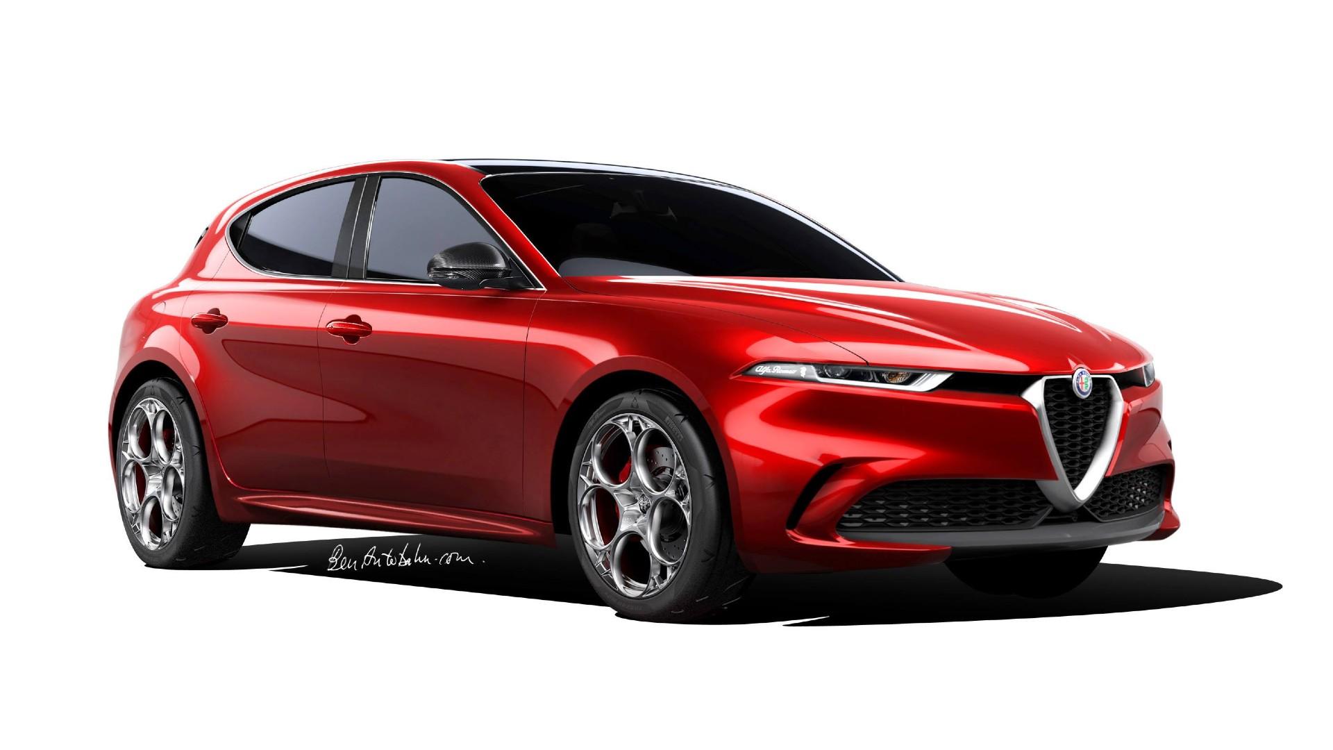 Θα δούμε διάδοχο της Alfa Romeo Giulietta;