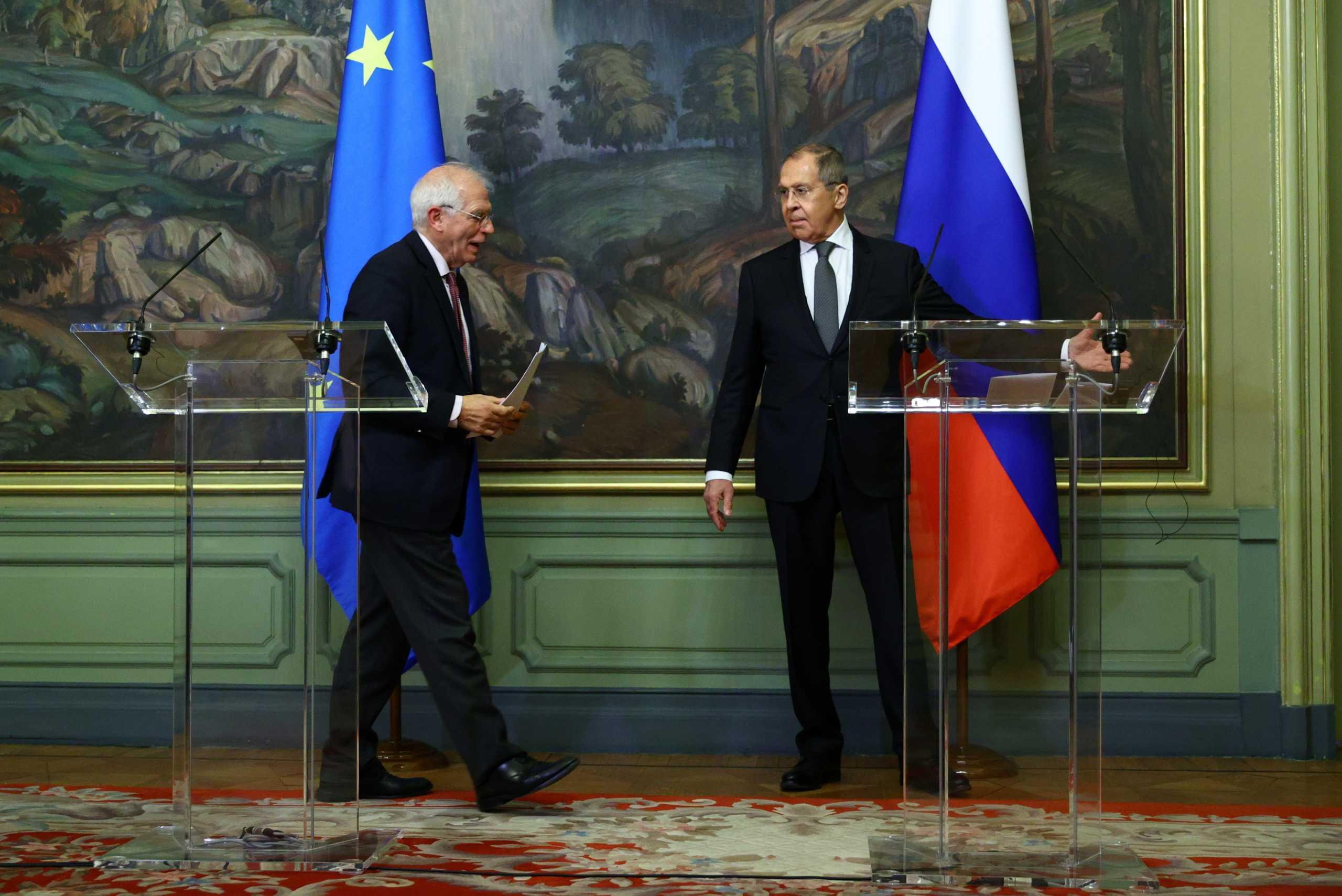 «Οι Βρυξέλλες και η Μόσχα θέλουν να δουλέψουν μαζί παρά τις διαφορές τους»