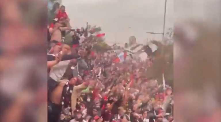 Οπαδοί της Κόλο Κόλο: «Κερδίζουν ή τους σκοτώνουμε» (video)