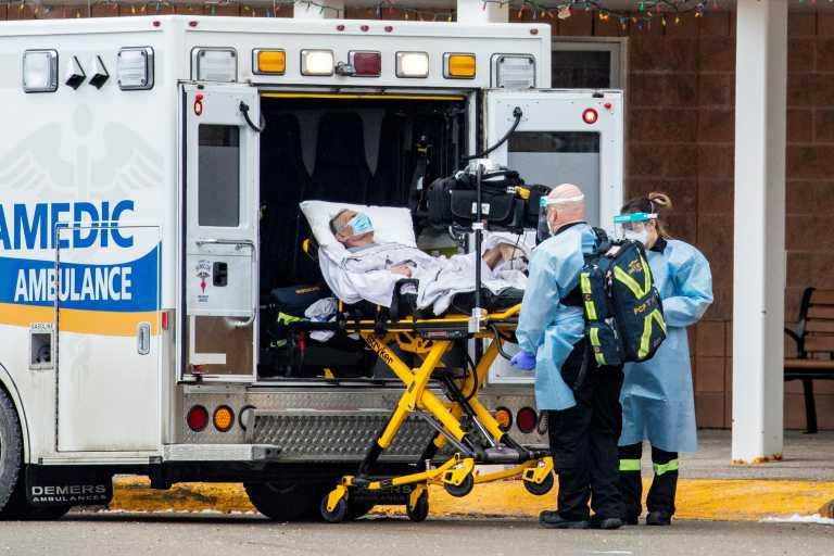 Καναδάς: Ξεπέρασαν τους 21.000 οι θάνατοι εξαιτίας του κορονοϊού