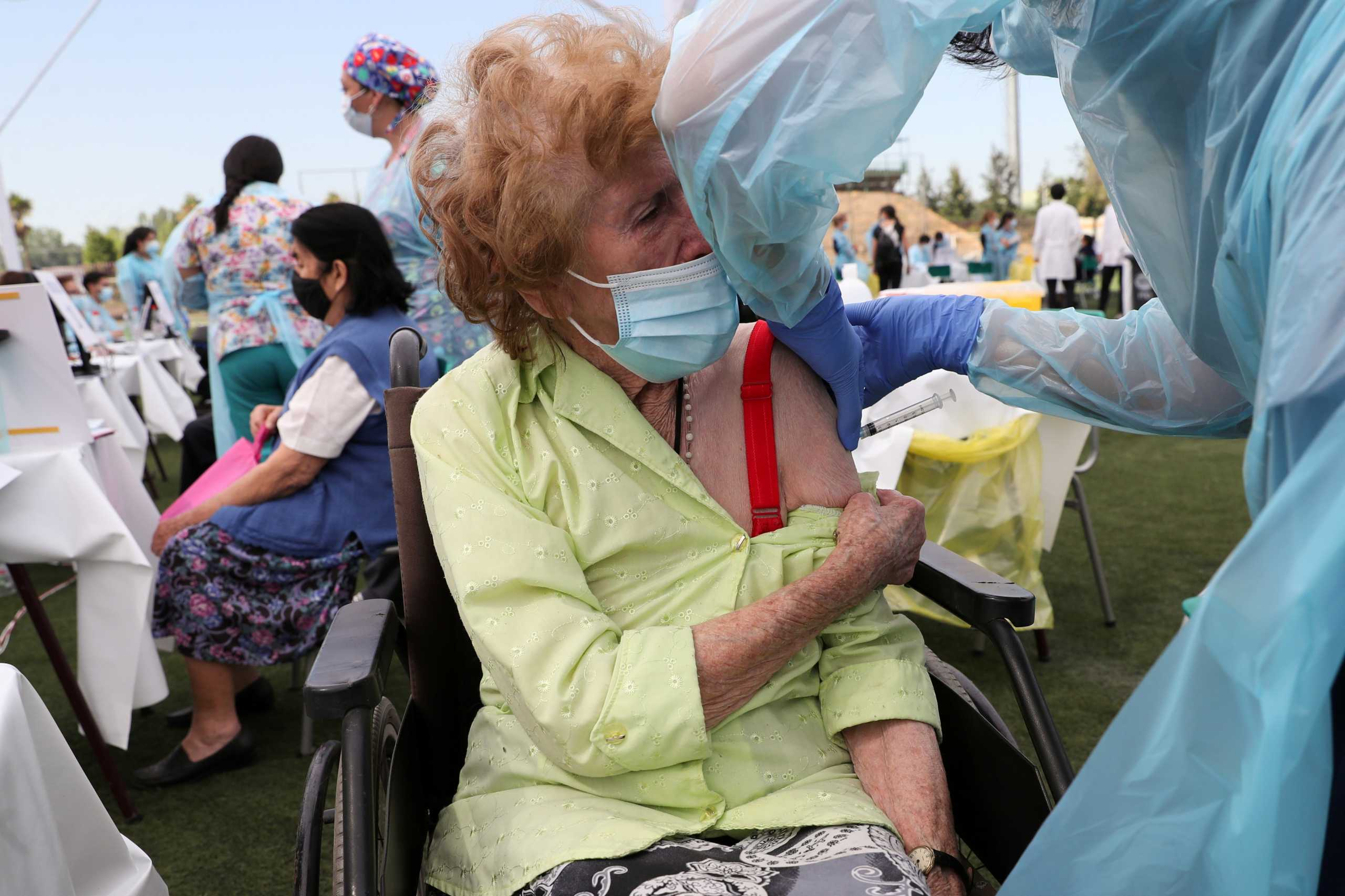 Χιλή: Πάνω από 1 εκατ. εμβολιασμοί κατά του κορονοϊού – Στους 19.084 οι νεκροί