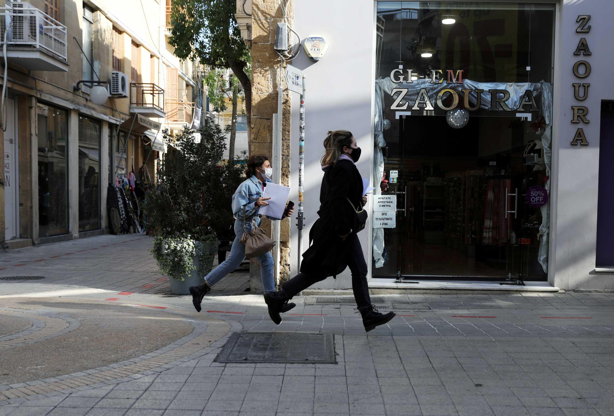 Κύπρος: 332 νέα κρούσματα κορονοϊού το τελευταίο 24ωρο