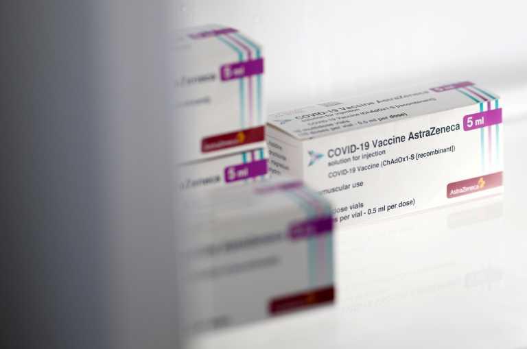 Γαλλία: Έχει χρησιμοποιηθεί μόνο το 25% των εμβολίων της AstraZeneca