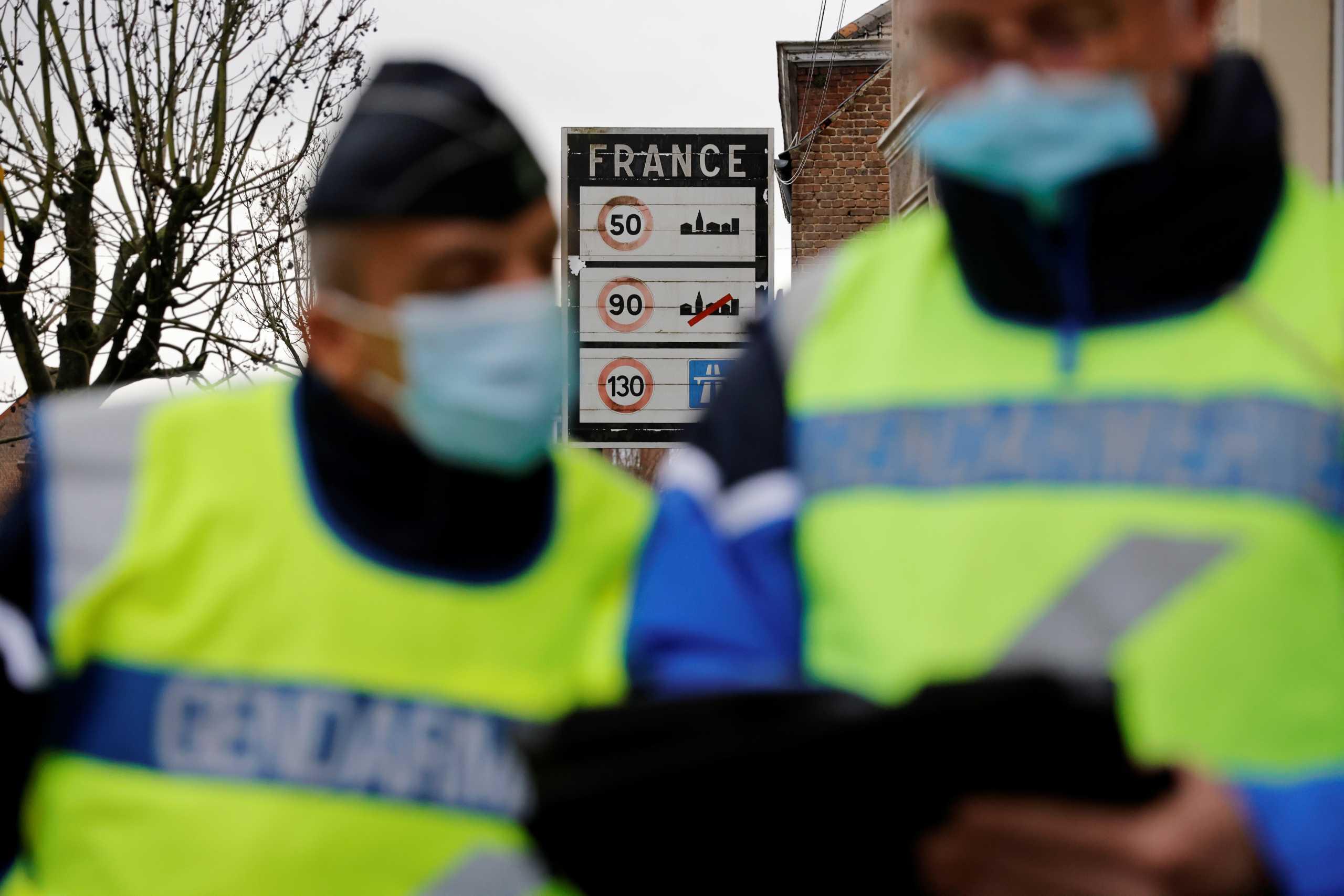 Νέα αυστηρά μέτρα στα σύνορα Γαλλίας – Γερμανίας για τον κορονοϊό