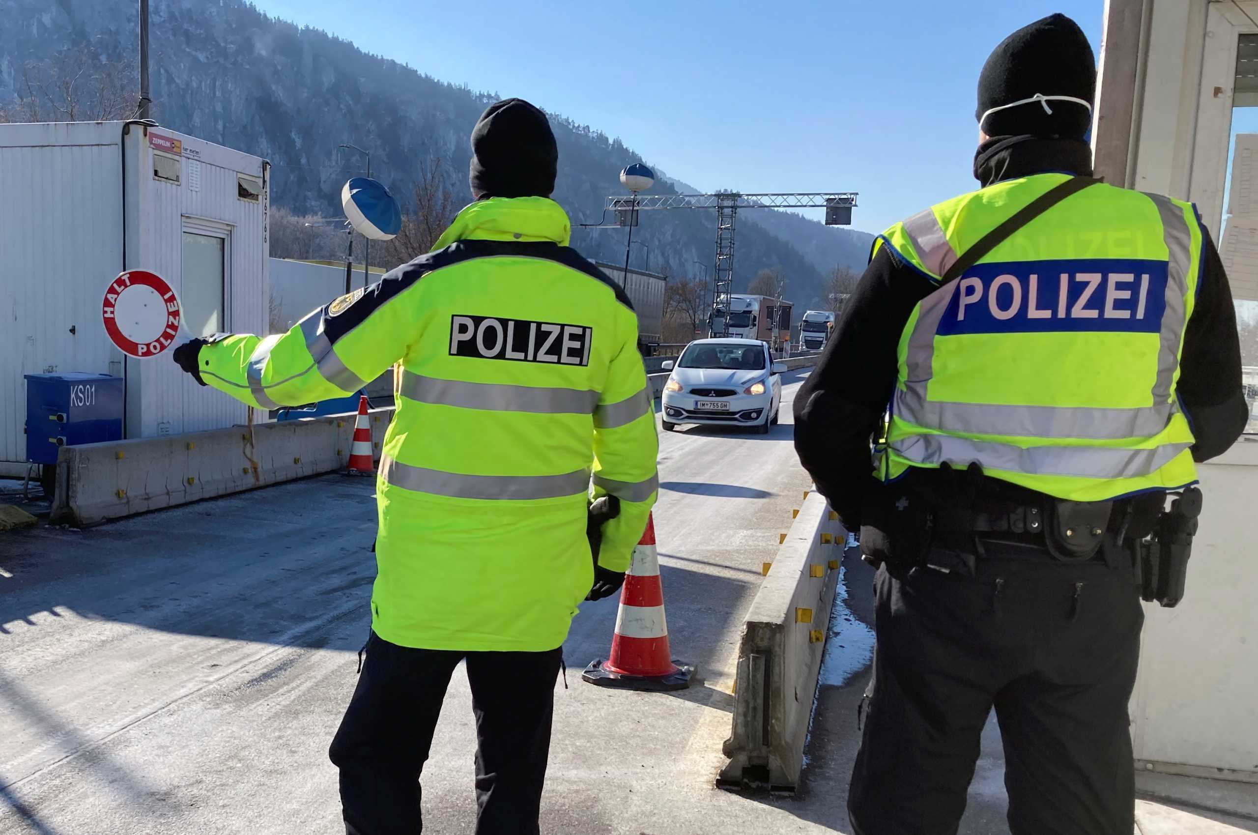 Γερμανία – Κορονοϊός: Δεν αποκλείονται αυστηρότεροι έλεγχοι στα σύνορα με Γαλλία και Λουξεμβούργο