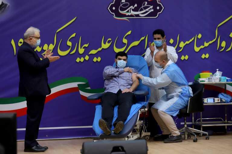 Ιράν – κορονοϊός: Έσπασε το φράγμα των 60.000 νεκρών