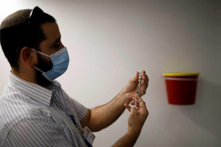 Το Ισραήλ θέλει να αγοράσει επιπλέον 36 εκατομμύρια δόσεις εμβολίων