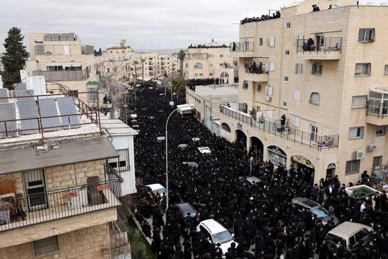 Κορνοϊός: Παρατείνεται το lockdown στο Ισραήλ – Φοβίζουν τα κρούσματα και το «αντάρτικο» των υπερορθόδοξων Εβραίων