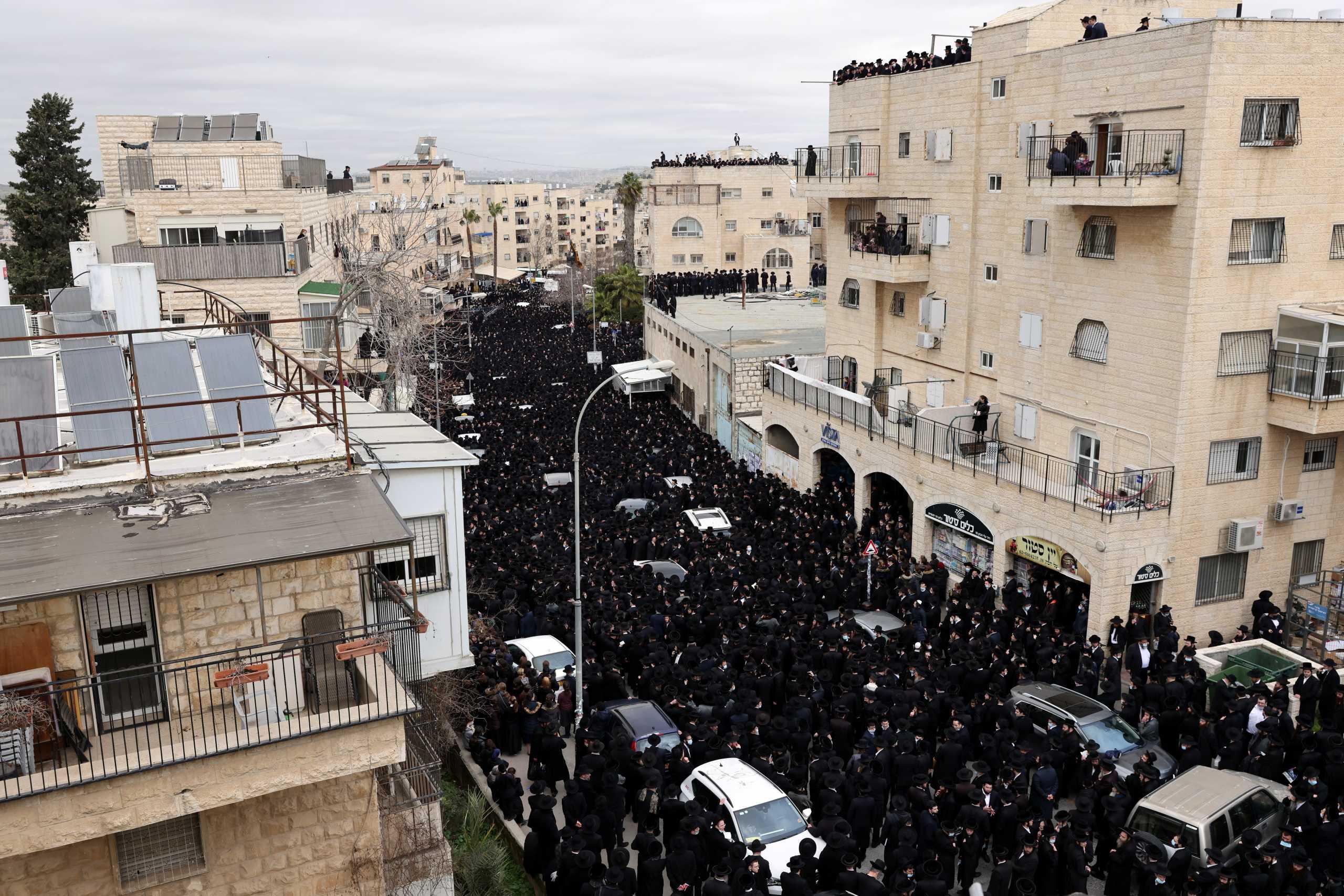 Κορονοϊός: Παρατείνεται το lockdown στο Ισραήλ – Φοβίζουν τα κρούσματα και το «αντάρτικο» των υπερορθόδοξων Εβραίων