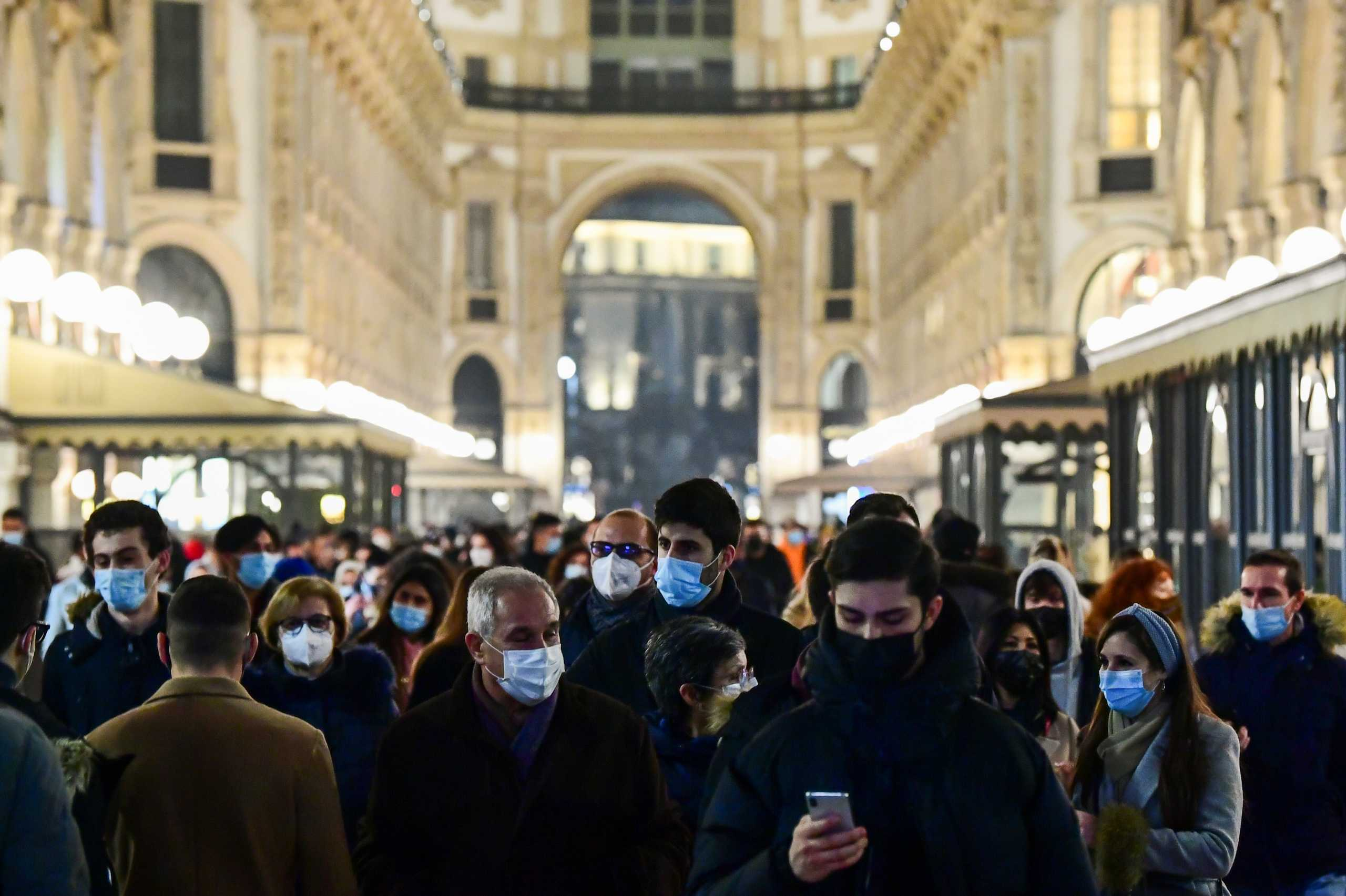 Κορονοϊός – Ιταλία: 7.970 νέα κρούσματα και 307 θάνατοι