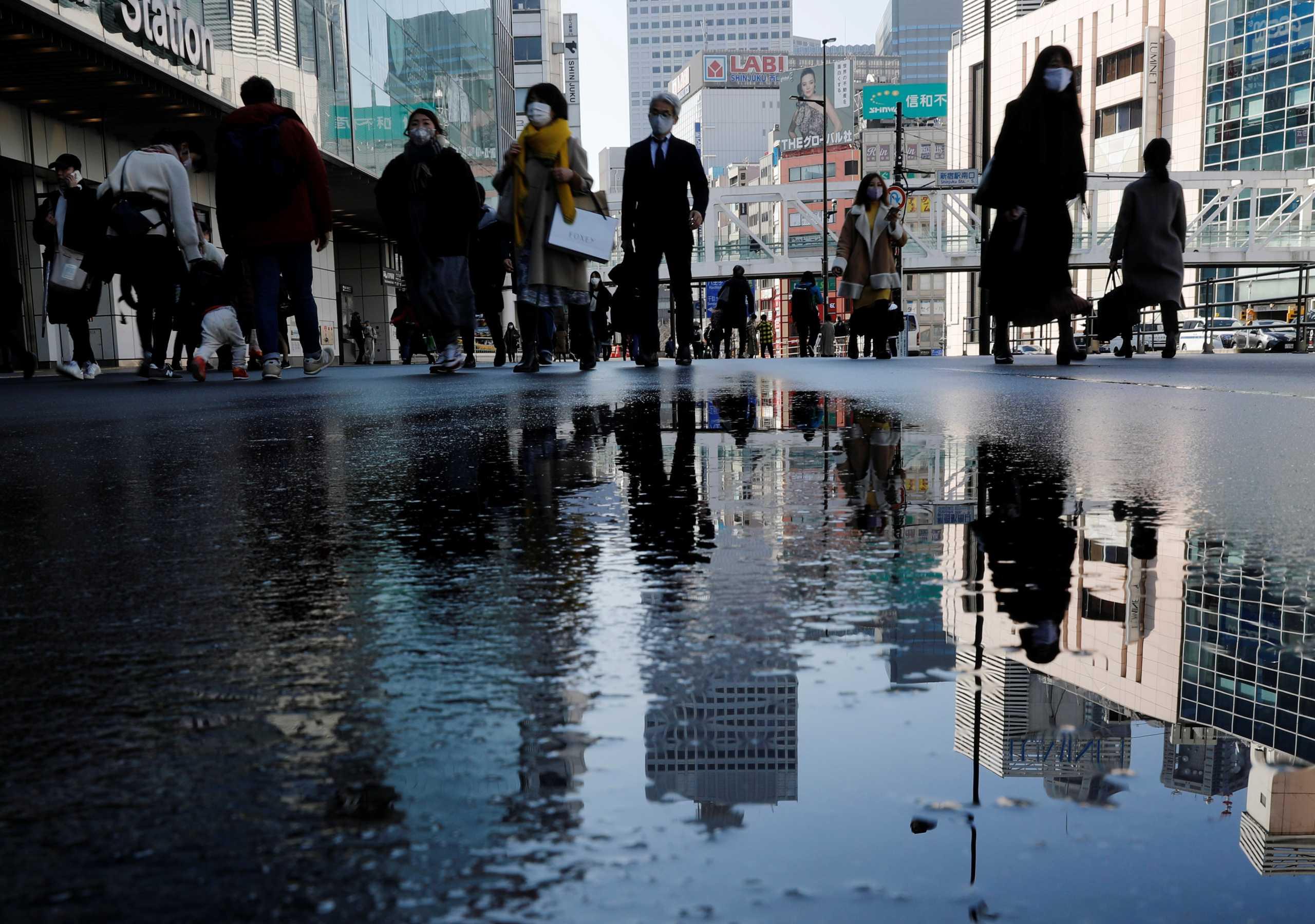 Κορονοϊός: Η Ιαπωνία παρατείνει την κατάσταση έκτακτης ανάγκης λόγω της πανδημίας