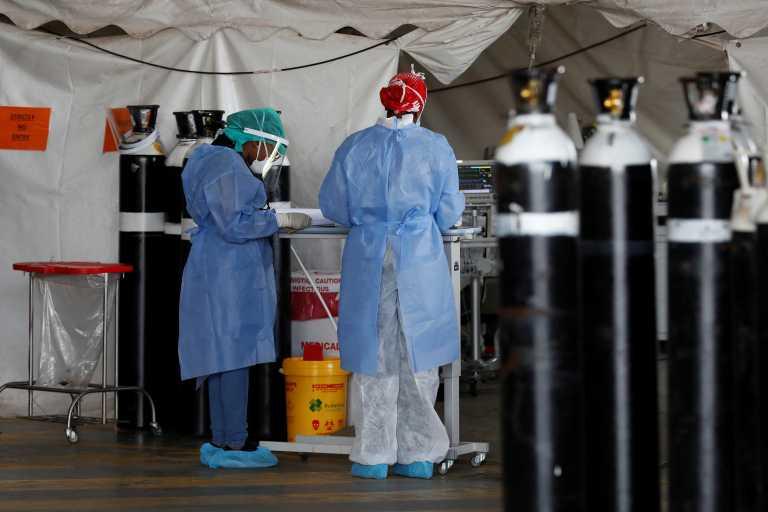 Ρωσία: 333 θάνατοι και πάνω από 11.500 νέα κρούσματα κορονοϊού