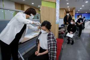 Νότια Κορέα: Ξεκίνησε η εκστρατεία εμβολιασμού για τον κορονοϊό