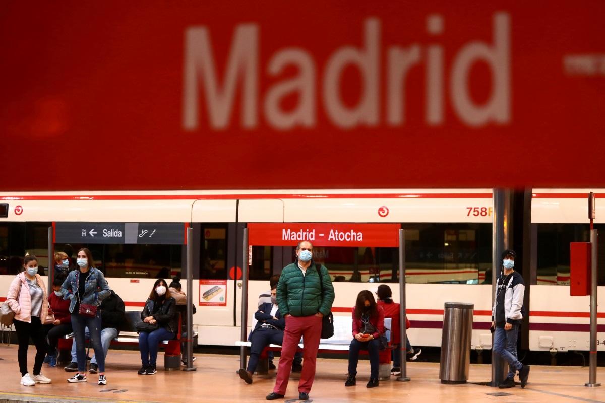 Ισπανία: Φόβος για την βρετανική μετάλλαξη του κορονοϊού – Ανησυχία για την νοτιοαφρικανική