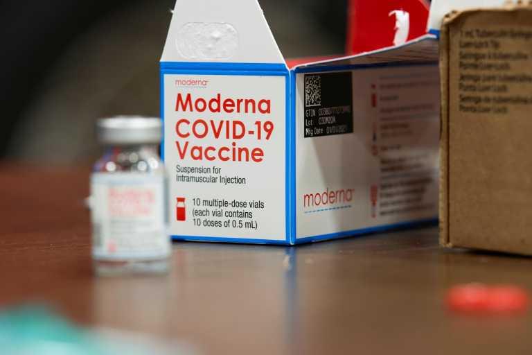 Κορονοϊός: Επενδύσεις της Moderna για αύξηση παραγωγής εμβολίων – Σχέδια για έως 15 δόσεις ανά φιαλίδιο