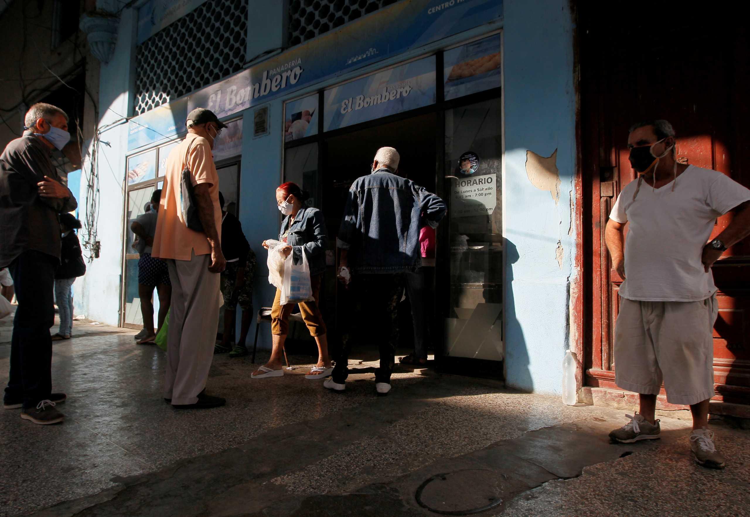 Ο κορονοϊός «θερίζει» και στην Κούβα: Πάνω από 1.000 κρούσματα για δεύτερη φορά